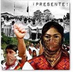 """Mujer Zapatista ¡Présente!"" by larosita ❤ liked on Polyvore"