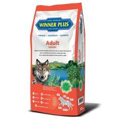 Croccantini Per Cane WINNER Plus Adult Holistic 12 Kg Naturale Pollo e Agello