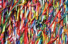 Get a Fita do Bonfim (wish ribbon) - bahia