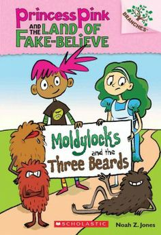 CountyCat - Title: Moldylocks and the three beards