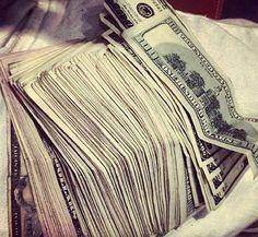 .Money is a defense...