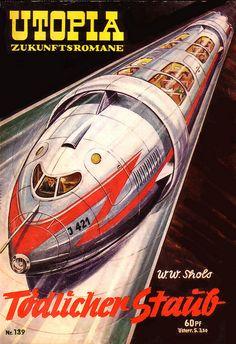 ... train in a tube!