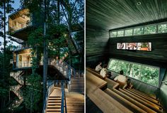 Sustainability Treehouse By Mithun | Delood