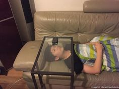 These 10 People May Look Incredibly Lazy, But They Are Actually Geniuses