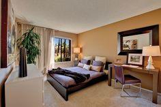 Master Bed - Calabasas, CA Apartments