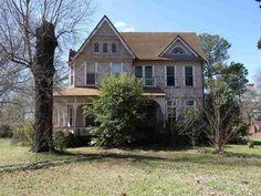 c. 1890 - Texarkana, TX - $50,000 - Old House Dreams