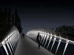 Stratford City Bridge 1 - Knight Architects