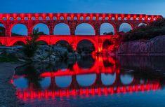 Unsere Frühjahrstour startete 2010 mit einer Reise an den Pont du Gard. Das kann ich jedem nur empfehlen. Meine Empfehlung: Camping La Sousta.