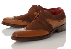 Handmade Men Two Tone Oxford Derby Formal Leather Shoes Office Dress Casual Shoe Suede Leather Shoes, Brown Leather, Leather Trainers, Leather Sandals, Leather Men, Soft Leather, Lace Up Shoes, Dress Shoes, Black Shoes
