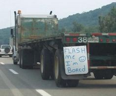 Truck Drives With A Sense Of Humor 23 Pics