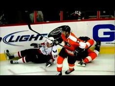 Claude Giroux - Highlights [HD] to U2's Beautiful Day and THIS is why he's the new captain! @Amanda Gumpper