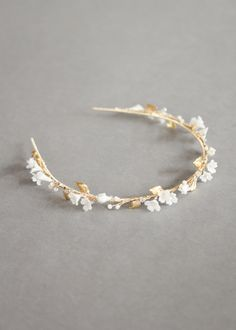 ELSBETH floral headband 1