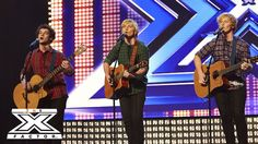 Brothers 3: Safe and Sound - Auditions - The X Factor Australia 2014