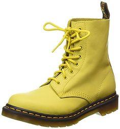 Dr. Martens PASCAL Virginia WILD YELLOW, chaussures bateau femme #Chaussuresbateau #chaussures http://allurechaussure.com/dr-martens-pascal-virginia-wild-yellow-chaussures-bateau-femme/