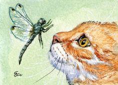 dragonfly art - Căutare Google