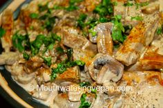 Ah, have not made stroganoff for a while now – but today I could wait no more. I used vegan burger sliced, instead of the beef, and I had beautiful button mushrooms in my refrigerator. The result was an astounding result – so very moorish, and quite incredibly delicious. My hope is that you will […]