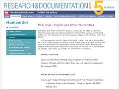 Research paper per apa documentation style protocols