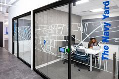 NELSON realized the sustainable design for their newly relocated offices in Philadelphia, Pennsylvania. Sustainable Environment, Sustainable Design, Mental Health At Work, Office Wall Graphics, Work Cafe, Thermal Comfort, Farm Kids, Open Office, Workplace Design