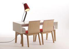 children desk by ellenbergerdesign for de breuyn kids