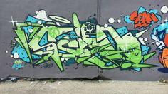 Scien del 123Klan también tiene sus tres piezas preferidas. Como en todos los Tres Ases, él mismo nos explica qué le ha hecho decidirse por estas tres piezas concretamente. Muchas de mis últimas piezas son normalmente mis favoritas, simplemente por que intento arreglar todo... #graffiti #tresases