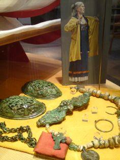 Archeological finds at Gamla Uppsala Museum, Sweden. https://www.facebook.com/pages/Gamla-Uppsala-museum/99947166159