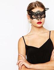 ASOS Cat Lace Mask