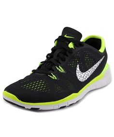 c1a0d2c59e38 NIKE NIKE FREE 5.0 TR FIT 5 BRTHE WOMEN ROUND TOE SYNTHETIC BLACK RUNNING  SHOE.  nike  shoes