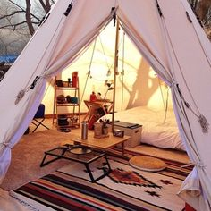 whiskandwhittle: Quelle IG Lizy Passmore – # Source by zeltfotos Related posts: No related posts. Bell Tent Camping, Camping Glamping, Camping Life, Camping Hacks, Outdoor Camping, Camping Ideas, Tenda Camping, Yurt Tent, Tent Living