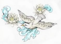 Dove Tattoo Idea Photo:  This Photo was uploaded by Briyawna2008. Find other Dove Tattoo Idea pictures and photos or upload your own with Photobucket fre...