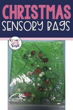 Christmas sensory ba