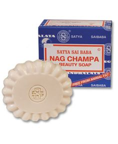 Soul Flower - Nag Champa Soap - $6.00    cheap awesome gift for me anytime of year. favorite soap everrr
