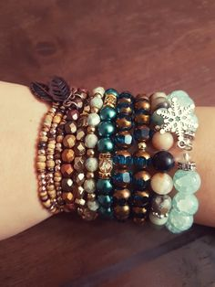 Bracelets by Laura Boulos