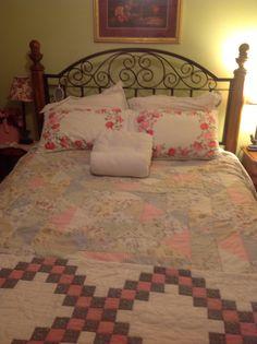 My bedroom in pink