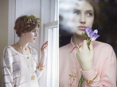 Summer 2014, Spring Summer, Pearl Earrings, Jewelry, Fashion, Moda, Pearl Studs, Jewels, Fashion Styles