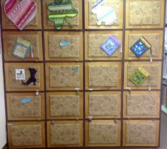 Bunny Hop Quilt Shop Lockers for Rent to Students