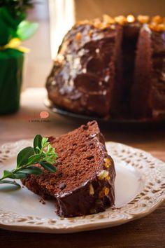 Bezglutenowa babka czekoladowa