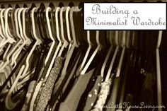 Building a minimalist wardrobe doesn't have to be stressful. Here are some great tips to make it work for you!