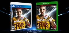 NBA LIVE 14 Cover Features Kyrie Irving