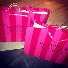 Victoria Secret shopping Paper Shopping Bag, Victoria Secret, Decor, Decoration, Victoria Secrets, Decorating, Deco