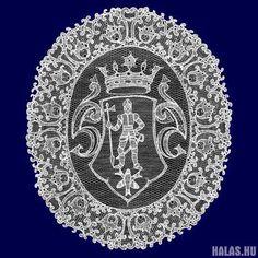 Halasi Csipke + Halas Lace - Halaser Spitze