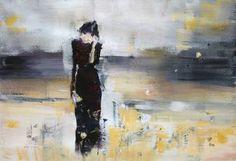 "Saatchi Art Artist OSCAR ALVAREZ; Painting, ""NS-1"" #art"