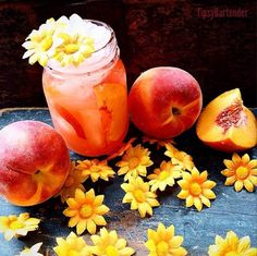 ... Passion Fruit Syrup, 1 oz. Peach Nectar, oz. Lime Juice, oz. Cranberry