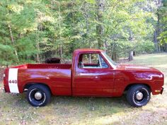 1972 Dodge Short Bed Pick-Up 440 AT Drive Home this COOL Shop Truck! for sale: photos, technical specifications, description Dodge Pickup Trucks, Jeep Truck, New Trucks, Custom Trucks, Cool Trucks, Dakota Truck, Muscle Truck, Sport Truck, W 6