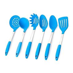 TTLIFE Silicone Spatula Utensil Kitchen 4 Pieces With Spoon Spatula Spatula Basting Brush and Spoon Rest4 Pieces -- To view further for this item, visit the image link. I'm an affiliateof amazon, so and so  .