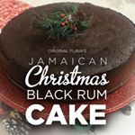 Did you see our Christmas black cake Video Recipe last weekendCheck it out Link in BioWhy not give it a try this ChristmasGo to wwworiginalflavacom for the recipechristmasblackcake rumcake fruitcake foodporn foodpic foodie bakestagram baking cake xmas christmaspresent  likelike followfollow