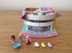 Polly Pocket Hospital