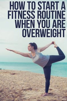How to Ignite a Workout Routine When you're Overweight - Quads Fitness