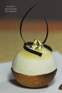 recette dessert sphère