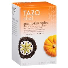 Tazo Chai, Pumpkin Spice (6x20 BAG) -- Check this awesome product by going to the link at the image.