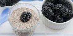 What Is the Nutritional Difference Between White & Black Chia Seeds? |